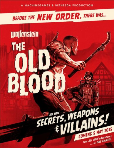 Wolfenstein: The Old Blood (2015/RUS/ENG) RePack от R.G. Steamgames