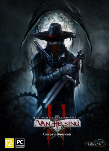 The Incredible Adventures of Van Helsing 2  (v1.3.0d/2014/RUS/ENG/MULTI9) RePack by SeregA-Lus
