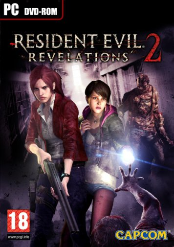 Resident Evil Revelations 2 Episode 1-4 (v4.10/dlc/2015/RUS/MULTi11) SteamRip Let'sPlay