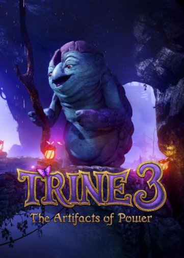 Trine 3: The Artifacts Of Power (v 0.07/2015/RUS/ENG/MULTi8) RePack �� SpaceX
