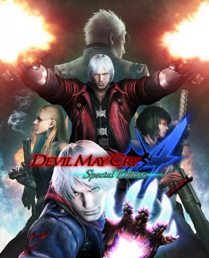Devil May Cry 4: Special Edition (2015/ENG/MULTI6