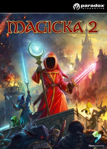 Magicka 2 (2015/RUS/ENG/MULTi8) Steam-Rip ot Fisher