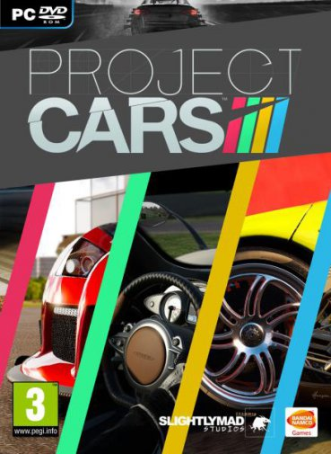 Project CARS (v 2.5+DLC's/2015/RUS/MULTi3) RePack от xatab