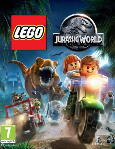 LEGO: Jurassic World (Update 1/2015/RUS/ENG/MULTi10) RePack от R.G. Механики