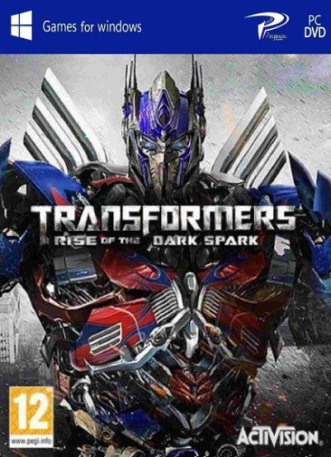 Transformers: Rise of the Dark Spark (v1.0/dlc/2014/RUS/ENG) RePack =nemos=