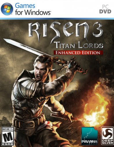 Risen 3: Titan Lords - Enhanced Edition (2015/RUS/ENG/MULTi6) RePack от FitGirl