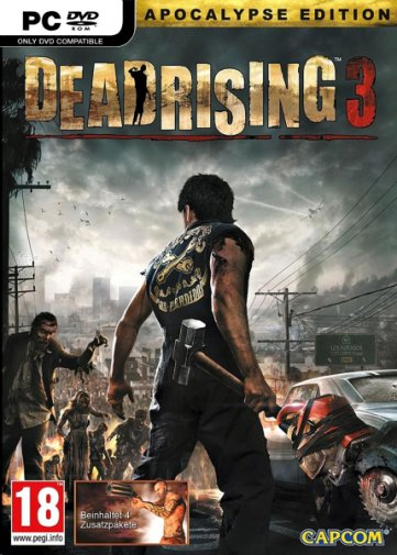 Dead Rising 3 - Apocalypse Edition (Update 6/2014/RUS/ENG/MULTi11) RePack от xatab