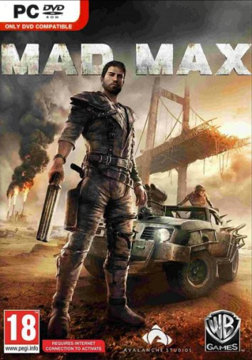 Mad Max (v1.0.1.1 /3 DLC/2015/RUS/ENG/MULTi9) RePack от FitGirl