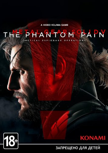 Metal Gear Solid V: The Phantom Pain (v1.0.0.5/2015/RUS/ENG/MULTi6) RePack от SEYTER