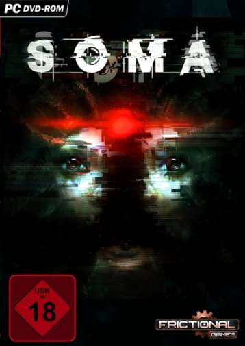 SOMA (v1.02/2015/RUS/ENG/MULTi7) SteamRip Let'sРlay