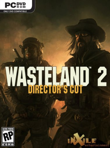Wasteland 2: Director's Cut (Update 1/2015/RUS/ENG/MULTi9) RePack от R.G. Freedom