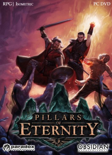 Pillars Of Eternity (v2.02.0749 PX1/dlc/2015/RUS/ENG/MULTi7) SteamRip Let'sPlay