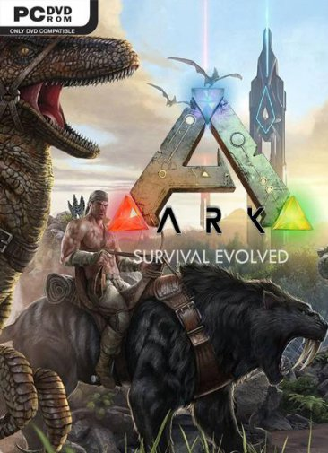 ARK: Survival Evolved (v.221.3 + AutoUpdater/2015/ENG) RePack MAXAGENT