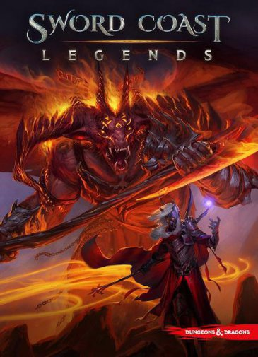 Sword Coast Legends (Update 5/2015/RUS/ENG) RePack от xatab