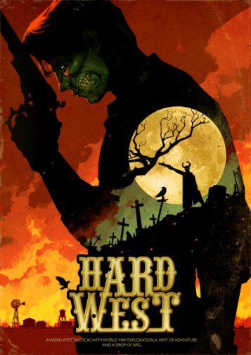 Hard West (2015/RUS/ENG/MULTi5)