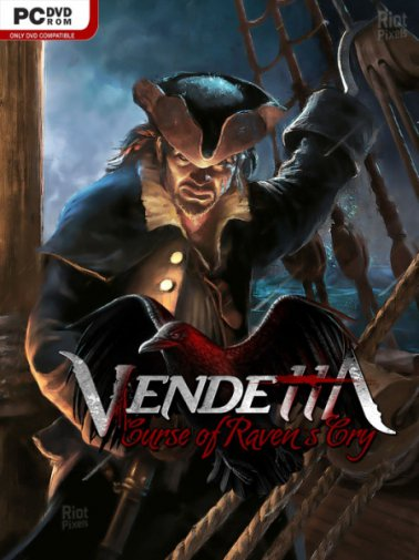 Vendetta - Curse of Raven's Cry (2015/ENG/DEU)