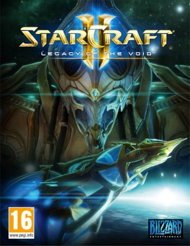 StarCraft 2: Legacy of the Void (2015/RUS/ENG) Battle-Rip
