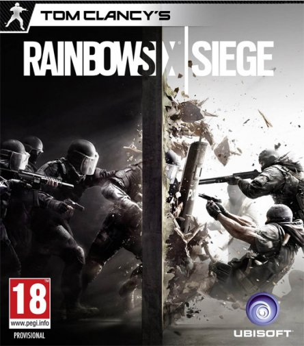 Tom Clancy's Rainbow Six: Siege (2015/RUS/ENG/MULTI14) Repack by FitGirl