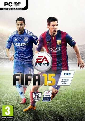 FIFA 15: Ultimate Team Edition (Update 8/2014/RUS/ENG/MULTi15) RePack от R.G. Механики