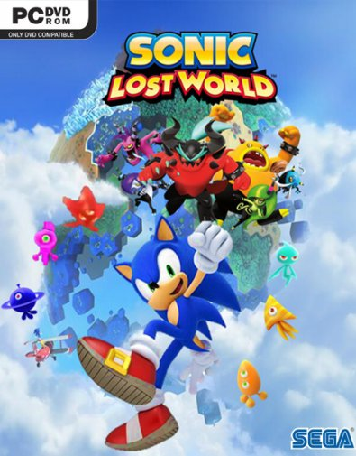 Sonic Lost World (v2.0.0/2015/ENG) RePack от R.G. Механики