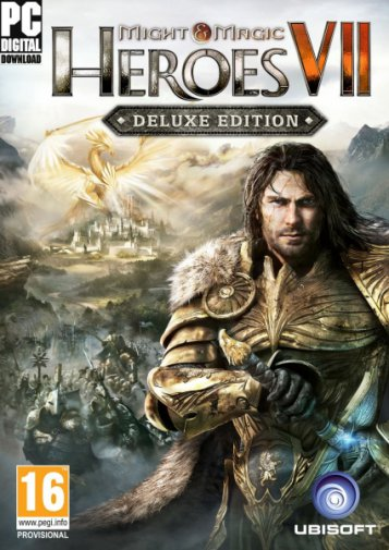 Might and Magic Heroes VII: Deluxe Edition (v 1.6/2015/RUS/ENG) RePack