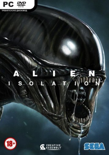 Alien: Isolation (Update 9/2014/RUS) Repack =nemos=