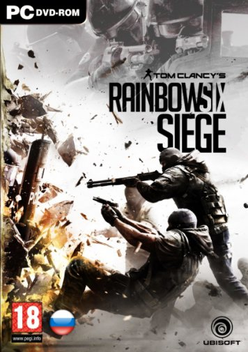 Tom Clancy's Rainbow Six: Siege (v1.1/2015/RUS) Steam-Rip Fisher