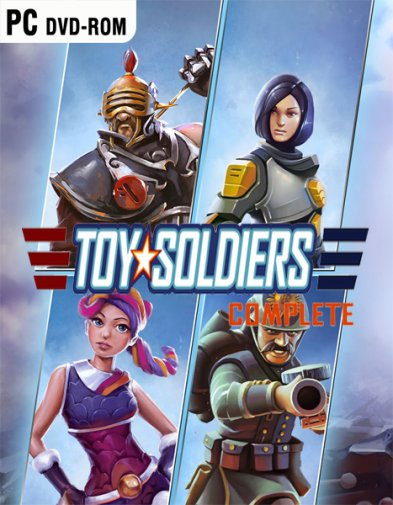 Toy Soldiers: Complete (2016/ENG)