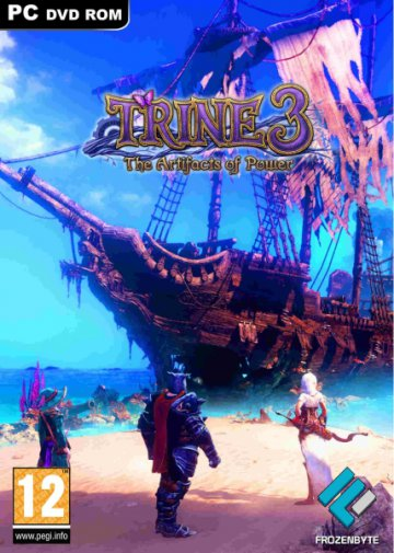 Trine 3: The Artifacts of Power (v1.11/2015/RUS/ENG/MULTi18)
