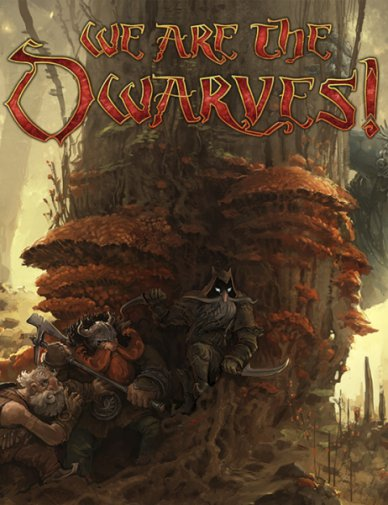 We Are The Dwarves (2016/RUS/ENG/MULTi20)