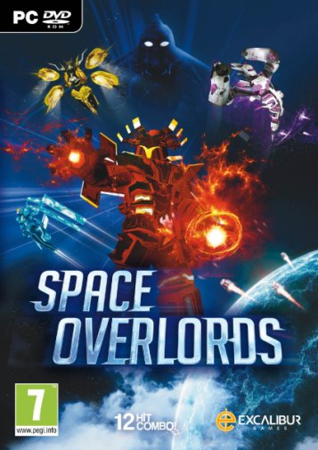 Space Overlords (2016/ENG/MULTi6)