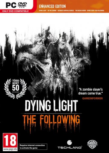 Dying Light: The Following - Enhanced Edition (2016/RUS/ENG/MULTi9) Repack от Decepticon
