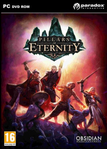 Pillars of Eternity: Royal Edition (2015/RUS/ENG/MULTi7)  RePack от R.G. Catalyst
