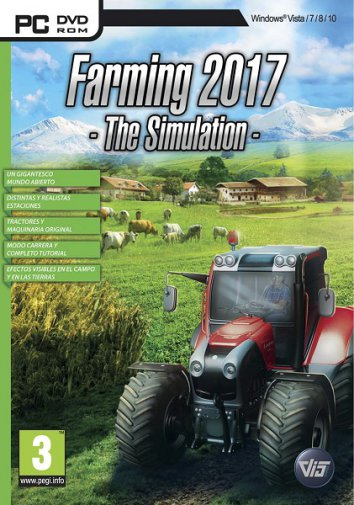 Professional Farmer 2017 (2016/RUS/ENG/MULTi8)