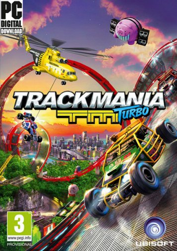 Trackmania Turbo (2016/RUS/ENG/MULTi11/RePack)