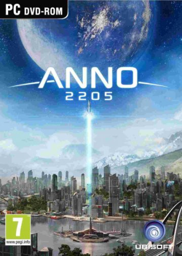 Anno 2205: Gold Edition (Update 3/2015/RUS/ENG/MULTi5) Repack =nemos=