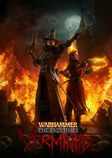 Warhammer: End Times - Vermintide (v.1.2.4b+3DLC/2015/RUS/ENG/MULTi3) Steam-Rip от Fisher