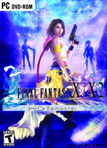 Final Fantasy X/X-2 HD Remaster (2016/ENG/MULTI8) RePack от R.G. Механики