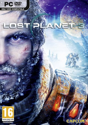Lost Planet 3: Complete Edition (2013/RUS/ENG/MULTi9)
