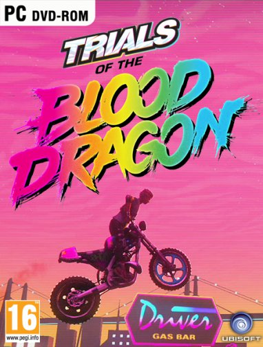 Trials of the Blood Dragon (2016/RUS/ENG/MULi10)