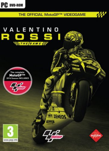 Valentino Rossi The Game (2016/ENG/MULTi6)