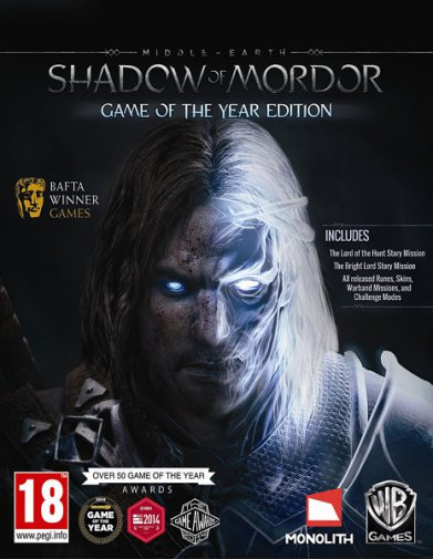Middle-Earth: Shadow of Mordor Game of the Year Edition (Update 8/2015/RUS/ENG) RePack by =nemos=