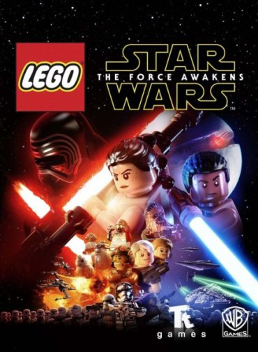 LEGO STAR WARS: The Force Awakens (2016/RUS/ENG/MULTi10)