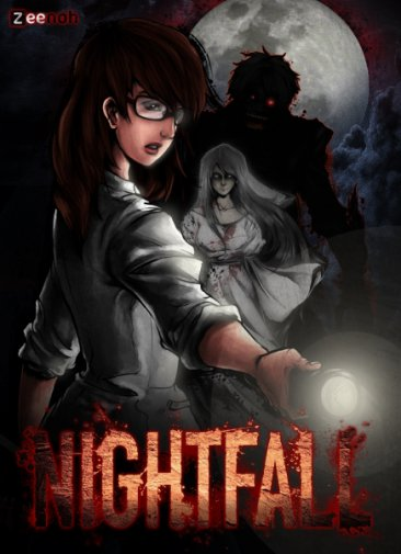 Nightfall: Escape (2016/RUS/ENG/MULTI6)