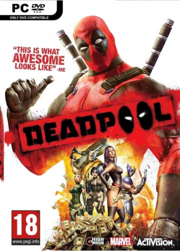 Deadpool (2013/RUS/ENG/MULTi6) Repack от -=Hooli G@n=-