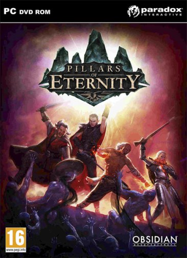 Pillars of Eternity: Royal Edition (v.3.03.1047/2015/RUS/ENG/MULTi7/RePack от xatab)