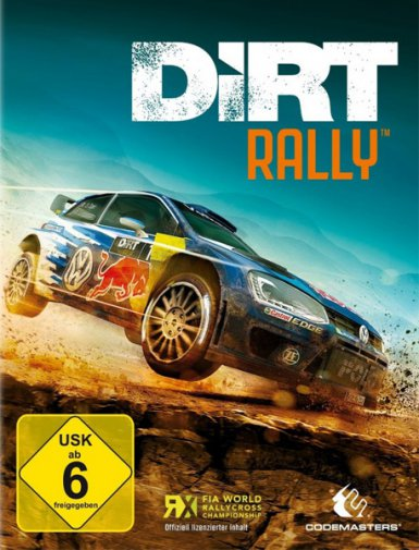 DiRT Rally (v.1.2/2015/RUS/ENG) RePack от MAXAGENT