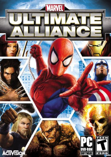 Marvel: Ultimate Alliance (2016/ENG)