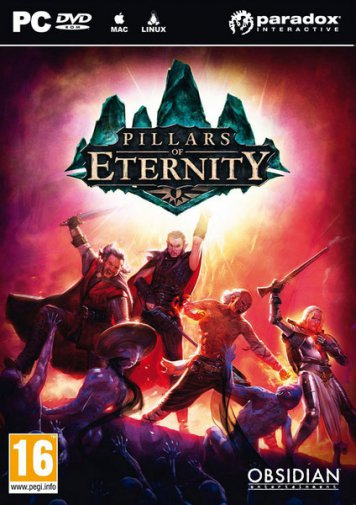 Pillars of Eternity: Royal Edition (v.3.03/2015/RUS/ENG/MULTi7/GOG)