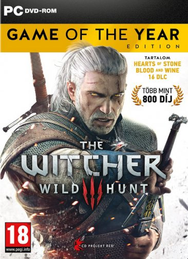 The Witcher 3: Wild Hunt - Game of the Year Edition (v 1.31 + 18 DLC/2015/RUS/ENG/MULTi15)